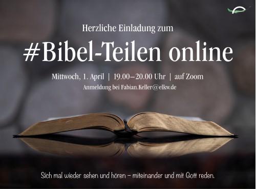 010420 Bibel Teilen Einladung