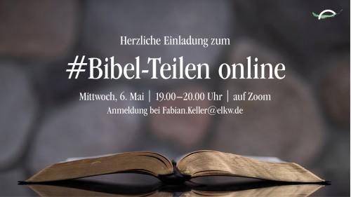 060520 Bibel Teilen Einladung