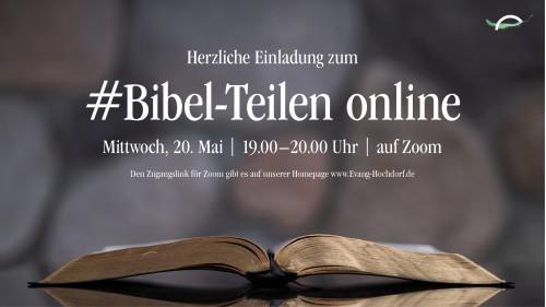 200520 Bibel Teilen Einladung