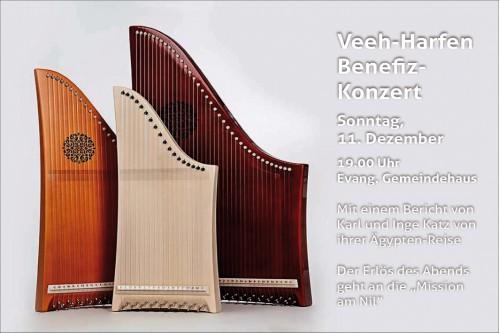 Veeh Harfen Konzert