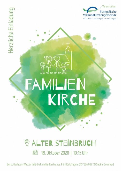 20 10 05 Kiki Familienkirche Plakat